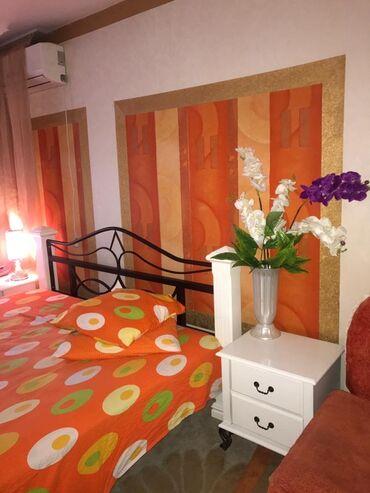 Суточная 1 ком квартира ЛЮКС В разных районах города Бишкек Идеальная