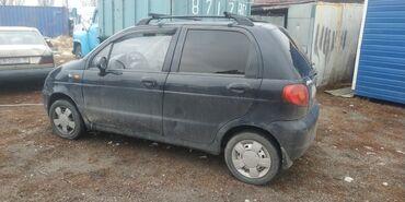 daewoo matiz 2 в Кыргызстан: Daewoo Matiz 0.8 л. 2005 | 160000 км