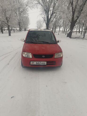 дайхатсу териос бу в Кыргызстан: Daihatsu Cuore 1 л. 2003