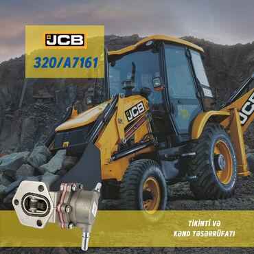 meyvə qurudan avadanlıq - Azərbaycan: JCB - 320/A7161JCB (və ya J.C.Bamford Excavators Ltd) İngiltərənin