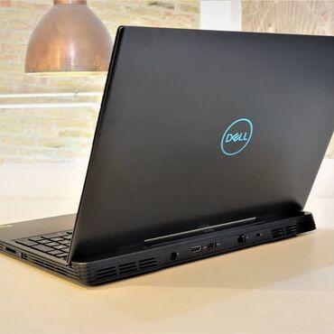 Мощный стильный ноутбук Dell g5 5590• Процессор: intel core i7 9750H