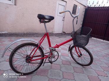 Велосипеды - Кыргызстан: Продаю велосипед Камав отличном состоянии для своего возраста. Велик