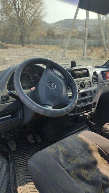 Mercedes-Benz Sprinter 2.2 л. 2002 | 711429 км