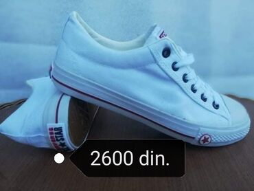 Cipele 36 - Srbija: Neprolazne starkice Brojevi od 36 do 46 Cena 2600 din. Sve što vas zan
