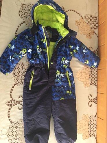 детская качественная одежда в Кыргызстан: Продам детский комбинезон. Размер 98, финский очень качественный, для