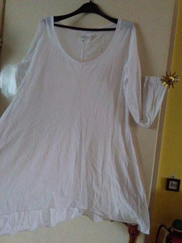 Tunika za krupnije dame HM,samo oprana, materijal extra pere se na 90 - Sombor