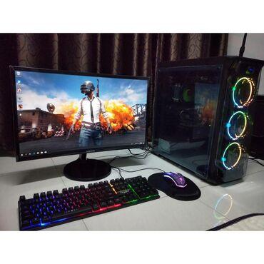 fujitsu - Azərbaycan: CPU: Intel Core i7- 3770 3.4GHZGPU: Evga NVidia GeForce 1060 6GB