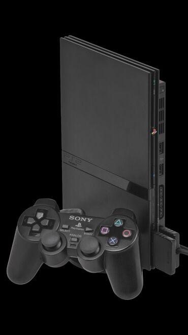 PS2 & PS1 (Sony PlayStation 2 & 1) - Azərbaycan: Salam plastation 2 satliri coxlu oyunalri var pultlari var islenib
