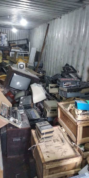 Электроника - Кой-Таш: Куплю все сарайчике и гораже старый метал и всё