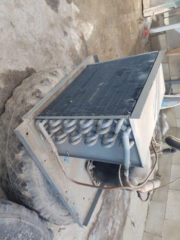 Продаю медный радиатор от холодильной в Каракол