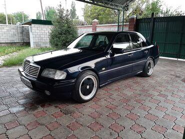Mercedes-Benz C-Class 2.2 л. 1994 | 97000 км