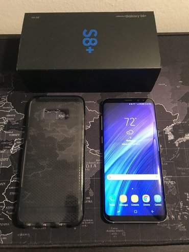 Samsung Гэлакси С8» и «С8 плюс 128 ГБ Золото Whatsapp: в Исмоилов Р.