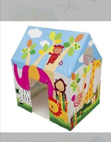 Za decu | Vrnjacka Banja: Sator kucica za decu, ima i kutiju