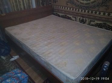 Двухспальная кровать в Бишкек