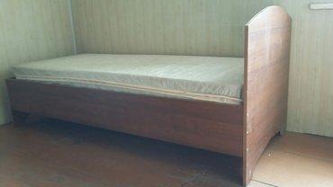 односпальная кровать,в хорошем состоянии  в Бишкек