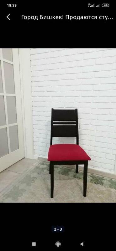 деревянная посуда в Кыргызстан: БИШКЕК. Продаю стулья деревянные 1800 с за 1 шт, в наличии 6 шт