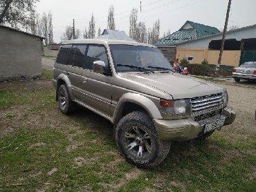 mitsubishi 3000gt в Кыргызстан: Mitsubishi Pajero 1996