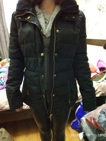 стильные пуховики в Кыргызстан: Срочно продаю дёшево стильную куртку пуховик качество и состояние
