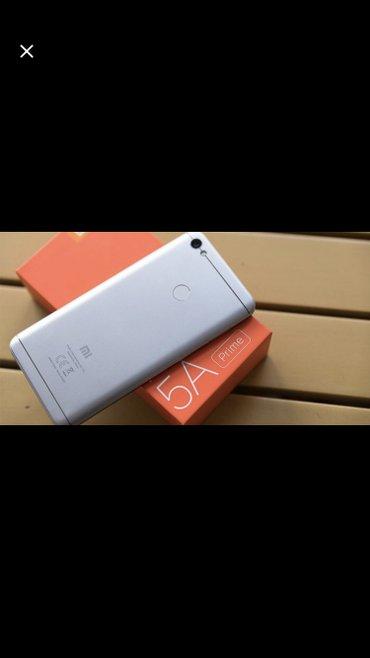 Bakı şəhərində Xiaomi redmi note 5a prime telefon istifadə olunmayıb. Qutusu belə açı