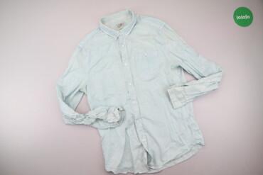 Чоловіча сорочка Slim Fit, р. S   Довжина: 75 см Рукав: 67 см Напівобх