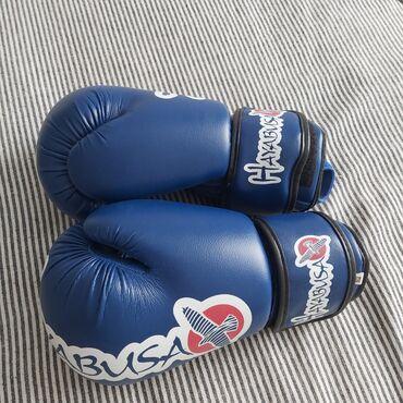 Перчатки - Кыргызстан: Боксёрские перчатки HayabusaРазмер: 10Состояние: хорошее