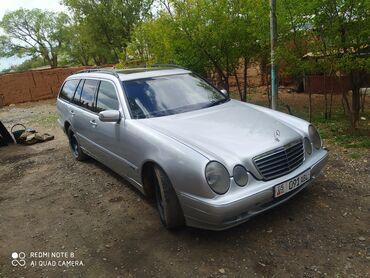 дизель форум бишкек недвижимость в Кыргызстан: Mercedes-Benz E 220 2.2 л. 2001