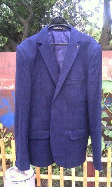 Качественный турецкий пиджак. тёмно в Ош