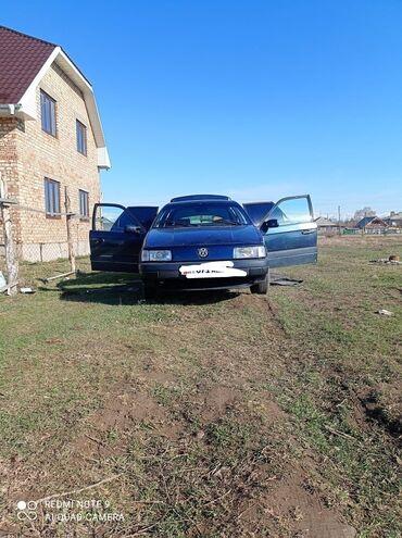 Транспорт - Кызыл-Суу: Volkswagen Passat 2 л. 1990