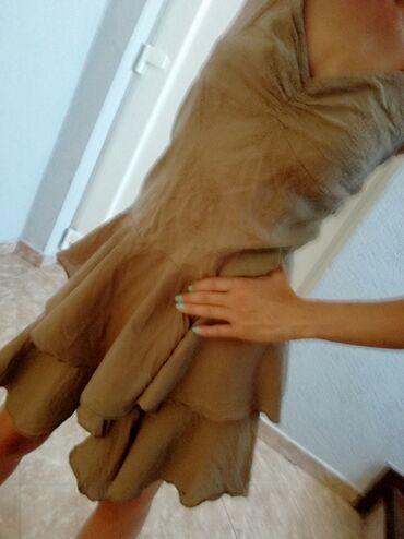 Haljine | Jagodina: Maslinasta haljina, h&mVel s /m. Saljem post expresom. Rasprodaja