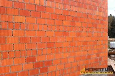 Пескоблок кладка кирпич кладка в Бишкек