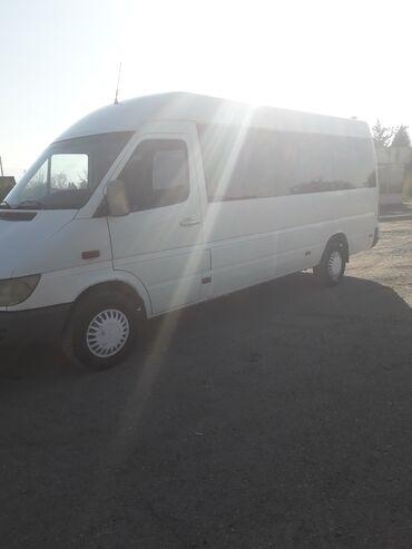 Mercedes-Benz - Модель: Sprinter - Кыргызстан: Mercedes-Benz Sprinter 2.9 л. 2002   326868 км