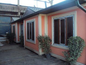 Bakı şəhərində Daşınan yeni evlər! Betopan + istaqlay ölçüsü-eni 3.5 metr,