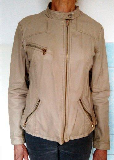 odejda в Кыргызстан: Продам куртку. кожзам. размер: 46, l-xl. фирма: o'stin. все замки