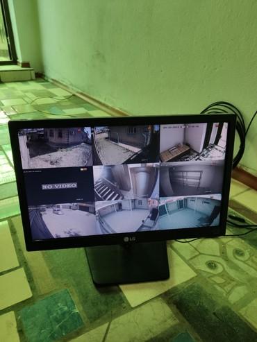 Камеры-видеонаблюдения - Кыргызстан: Видео оборудование. 9 камер, инвертор, бесперебойник, память на запись