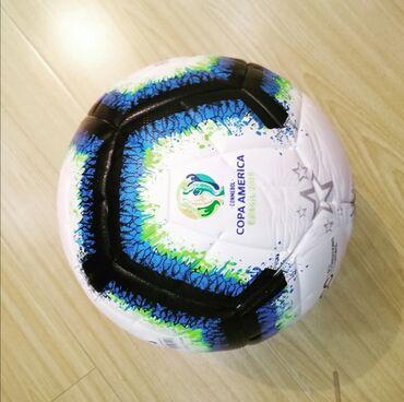topu - Azərbaycan: Futbol topuYüksek keyfiyyətli Copa Amerika Cup model futbol topu