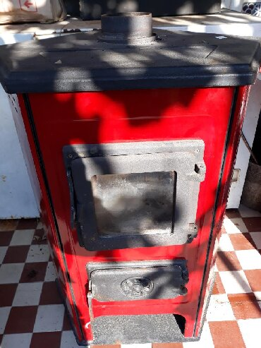 Plinska pec - Srbija: Pec na drva KRALJICA,uz pec i stedisa 1 m.+ cunak sa krivinom