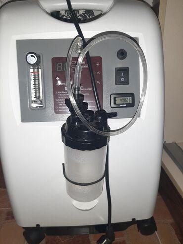 купи продай бишкек в Кыргызстан: Кислородный концентратор, был в использовании 1 неделю, не ковид