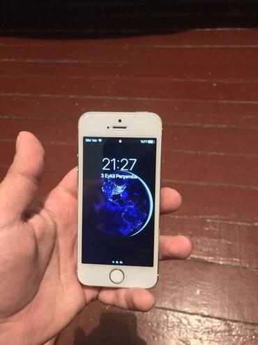 - Azərbaycan: İşlənmiş iPhone 5s 16 GB Ağ