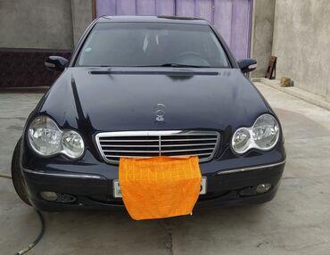 Mercedes-Benz C-Class 2.4 l. 2001 | 272000 km