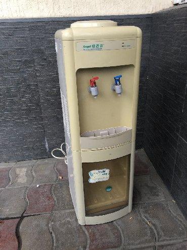 Кулеры для воды в Кыргызстан: Кулер для воды. Б/у. В хорошем рабочем состоянии