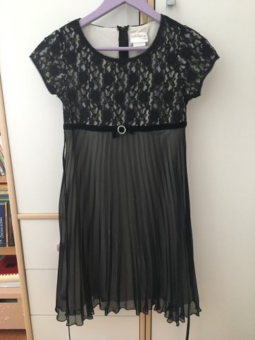 Svecana haljina za specijalne prilike, dupla postava, gornji deo sa - Belgrade