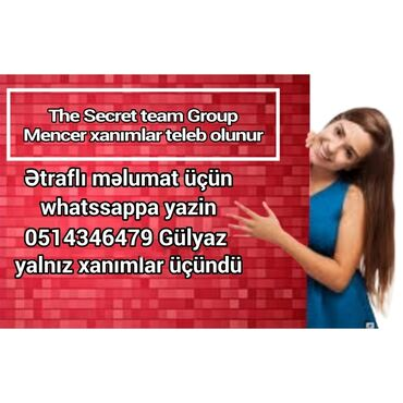 asbaz is elanlari 2018 - Azərbaycan: Şəbəkə marketinqi məsləhətçisi. Təhlükəsiz biznes. İstənilən yaş. Natamam iş günü