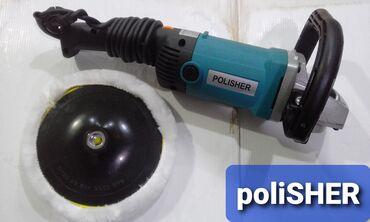 suret qutusu satisi - Azərbaycan: Palirofka PoliSHER professional model.guc 1.6 kilowatt.diametr 180