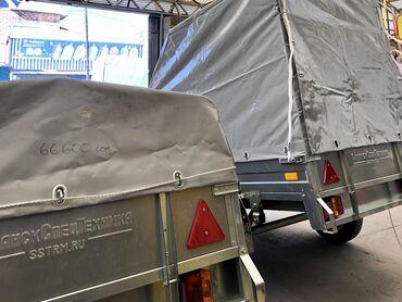 прицеп автомобильный легковой в Кыргызстан: Легковые автоприцепы от производителя Россия  г. Саранск «СаранскСпец