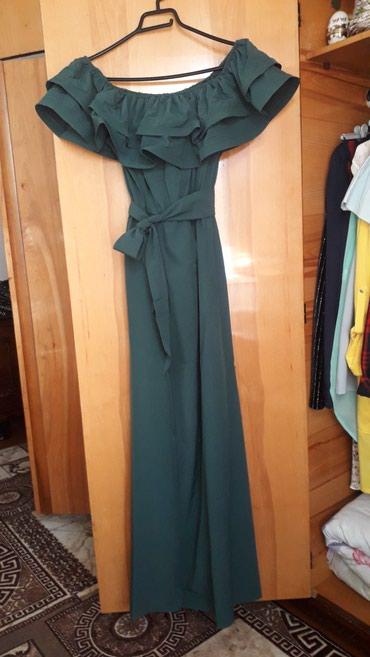 коктейльные платья в пол в Кыргызстан: Платье на выпускной в пол с открытыми плечами 300
