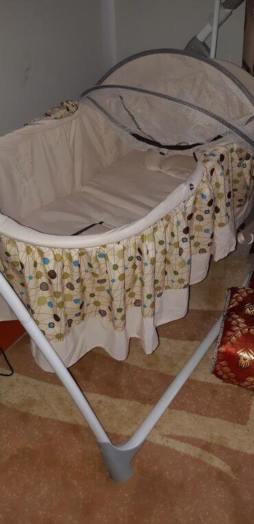 115 объявлений: Кроватка- качалка для малышей. Музыка все работает в отличном состояни