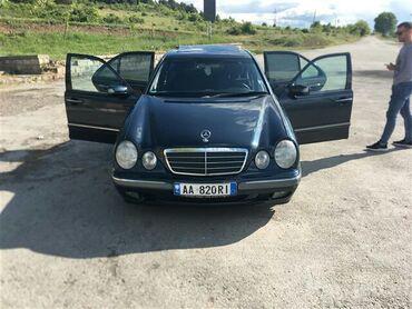 Mercedes-Benz E 200 2 l. 2001 | 23500 km