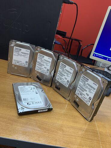 внешние жесткие диски до 320 гб в Кыргызстан: Жесткие диски.Жёсткий диск 500gb Жёсткий диск 1tb Жёсткий диск 250gb