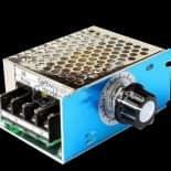Регулятор напряжения на переменный ток в корпусе. Мощность: 4000W в Бишкек