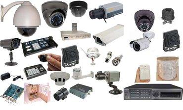Акустические системы fnt - Кыргызстан: Монтаж и установка систем видеонаблюдения любой сложности!!! Можем пре